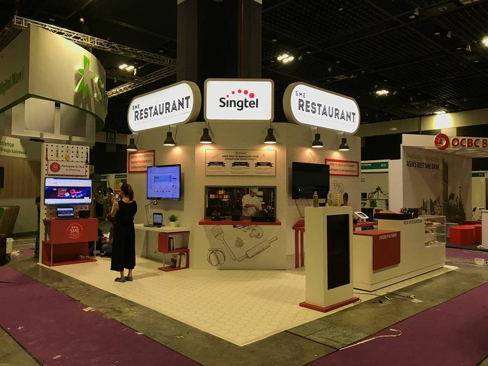Exhibition Booth Setup : Exhibition booth design trade show booth carpentry setup for